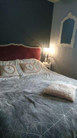 Cocoon, calme, vue imprenable... Chez Chris - Veyras