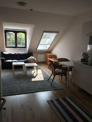 Attraktive Wohnung, Parken vor der Tür - Vienna - Társasház