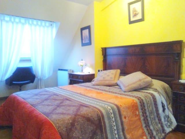 Habitacion con baño privado en Marin - Pontevedra. - Marín - Apartamento