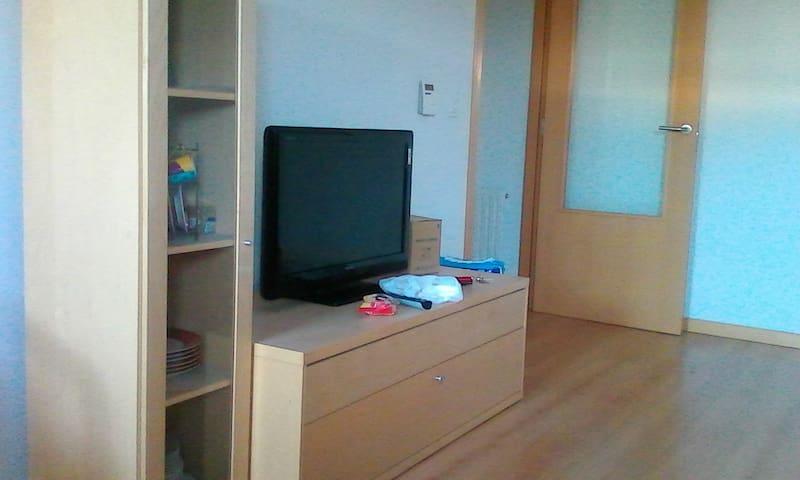 Habitación con derecho a cocina y baño. - Zizur Mayor - Leilighet