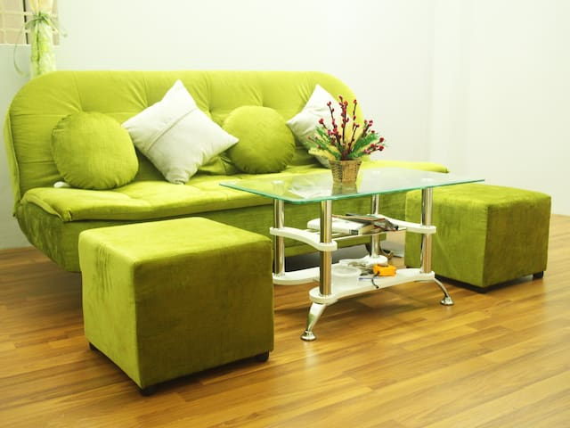 Entire Apartment near Park and shopping district 1 - Ho-Chi-Minh-Stadt - Wohnung