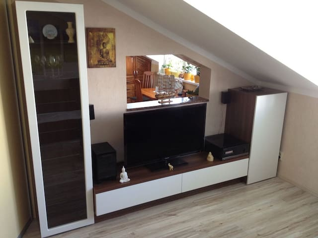 Stylish apartment only 6km from city center - Bratislava - Daire