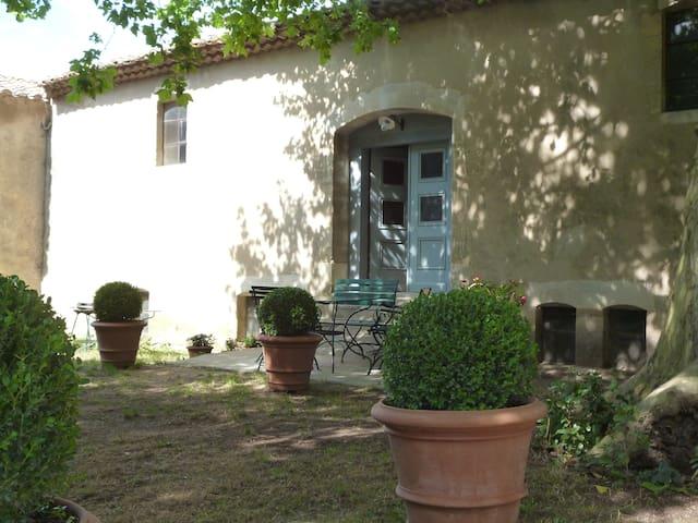 vos vacances au coeur d' un moulin - Laudun-l'Ardoise - Haus