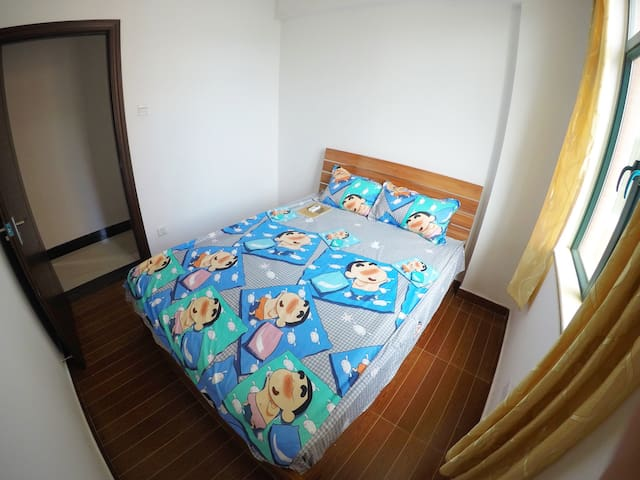 Homelike B&B Apt close to Macau - Zhuhai