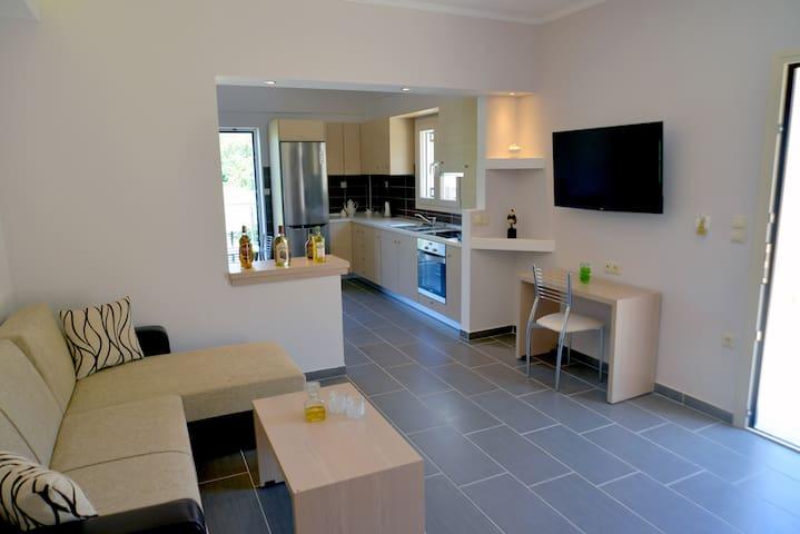 Santos Luxury & Private Apartment no 34 in Corfu - Agios Vasilios - Appartement