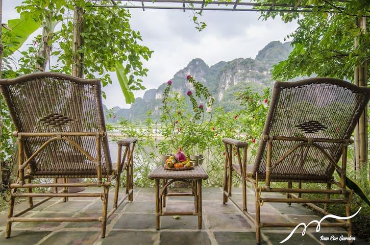 Scenic Lakeside Suite in Ninh Binh - Ninh Hải - Daire