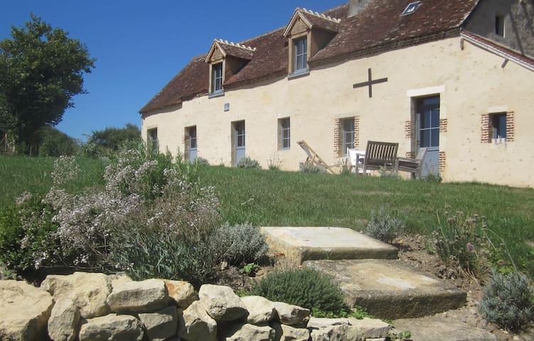 Maison de charme au coeur du Perche en Normandie - Nocé - Hus