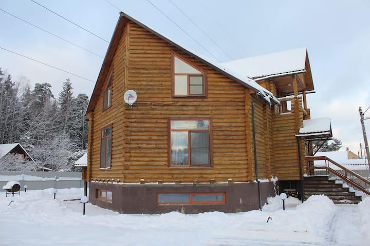 Дом в Лосином Острове - Moscow Oblast - Huis