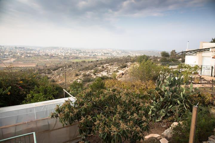 Gaya's Hosting - calm and relax in the Galilee - Mizpe aviv - Квартира