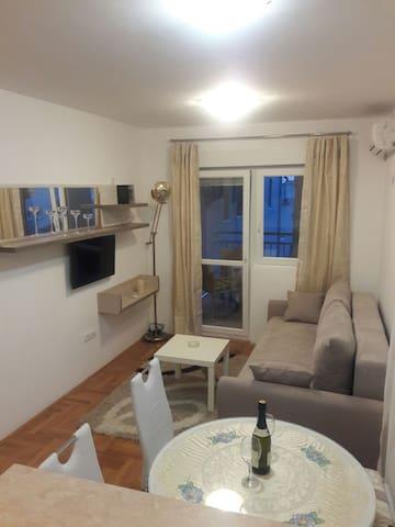Luxury apartment with sea  view - Petrovac - Apartmen