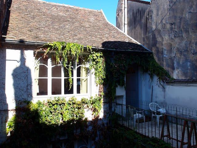 Appartement F2 cosy, hyper centre Chalon - Chalon-sur-Saône - Apartamento