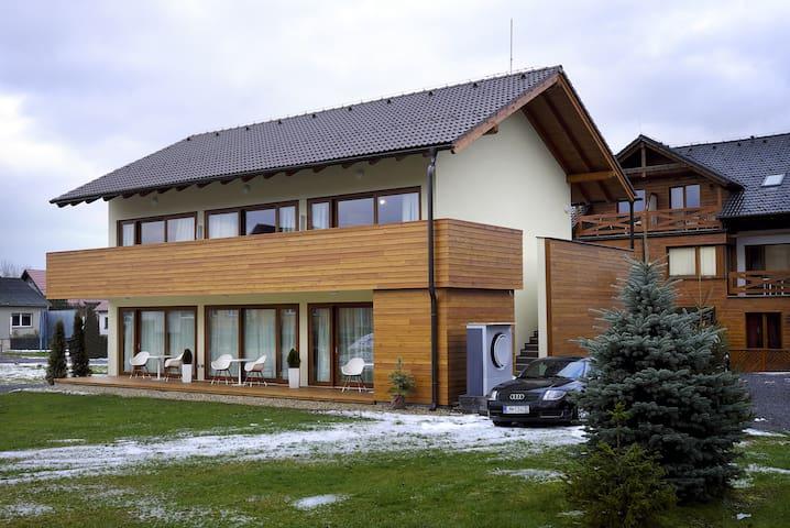 Atraktívne horské apartmány v Demänovskej Doline - Liptovský Mikuláš - Bed & Breakfast