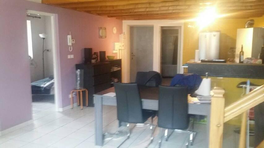 Duplex centre ville saint paulien - Saint-Paulien - Daire