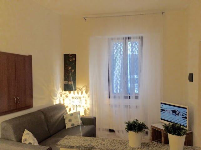 Apartement historical centre - Domodossola