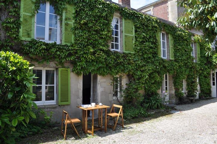 La maison des lierres 100m de la plage - Lion-sur-Mer - Ev