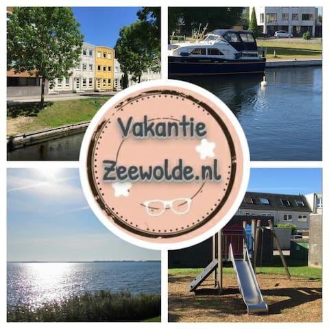 Vakantiewoning Noordereiland - Zeewolde - Casa