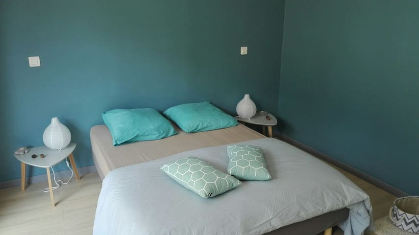 Cosy Single room breakfast included 10min Annecy - Charvonnex - Huis