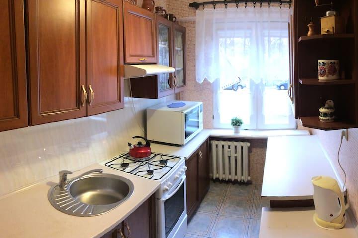 Apartament 50 sqm, 2 rooms, - Bydgoszcz