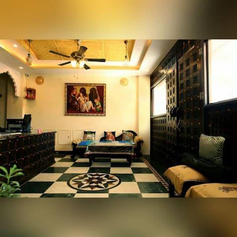 Nahar Singh Haveli(Heritage Hotel) - Jaipur - Pousada