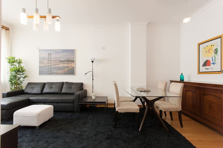 Fully Equipped Flat in Lisbon.  Luxury !! - Lisboa - Lägenhet