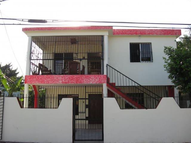 ACCOGLIENZA CARAIBICA - San Cristobal - Ev