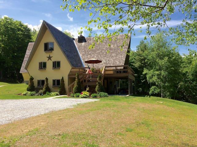 Vermont Mountain Retreat - Shrewsbury - Chalet