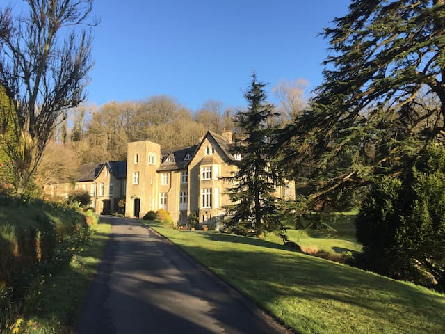 Historic House nr Dartmouth with Swimming Pool - Blackawton - Appartement