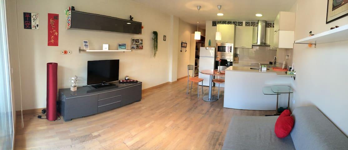 Lovely apartment in Sant Cugat - Sant Cugat del Vallès - Leilighet