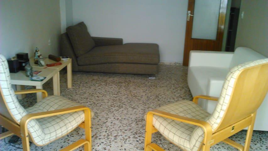 disfruta y relajate en comunidad valenciana - Monòver - Apartamento