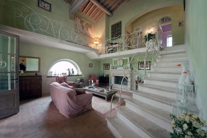 La casa di Arianna B&B - Casole d'Elsa - Oda + Kahvaltı