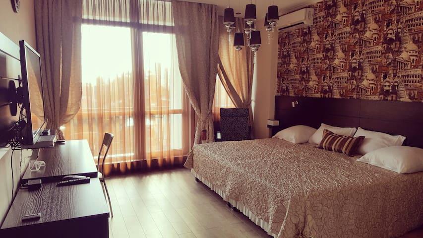 Luxury Apartment 300 метров от моря - Gelendzhik - Lägenhet