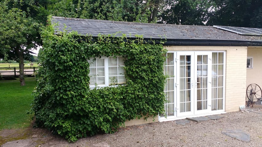 Quiet, Leafy B&B in Good Location – Private Suite - Nothwich - Bed & Breakfast
