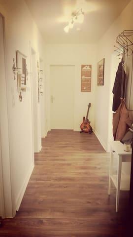 Großzügige Wohnung 15 min to center - Hamburg - Apartemen