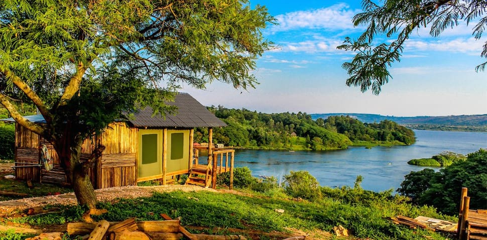 Luxury Camping at the Source of the Nile - Jinja - Chalet