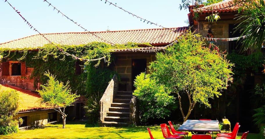 Casa Souteleira for groups - A Lama - Ev