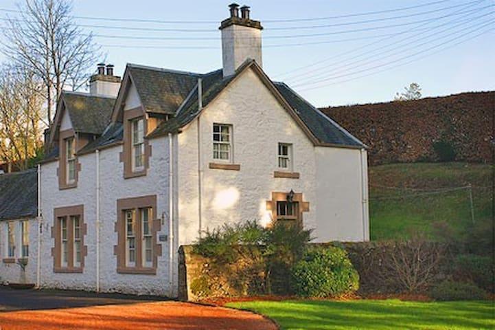 Luxury four star cottage & garden - Crieff - Dom