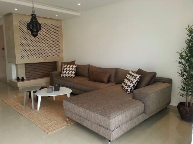 Luxurious Apartment near the beach! - Rabat-Sale-Zemmour-Zaer - Appartement
