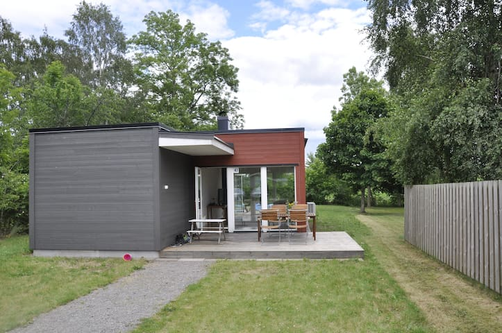 Modern house on Öland, free wifi - Mörbylånga - Ev