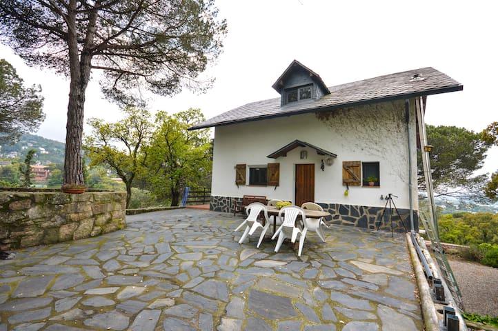Casa rural con encanto - Vallgorguina - Casa