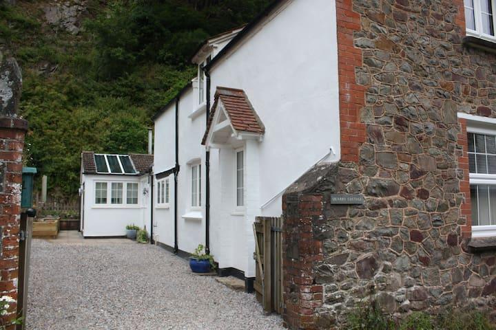 Quarry Cottage Porlock - Porlock - Rumah