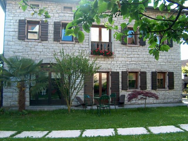 maison de charme - Col-roncan - Huis