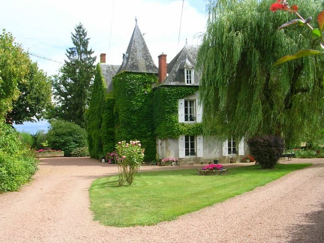 Domaine des Perrières - Crux-la-Ville - Bed & Breakfast