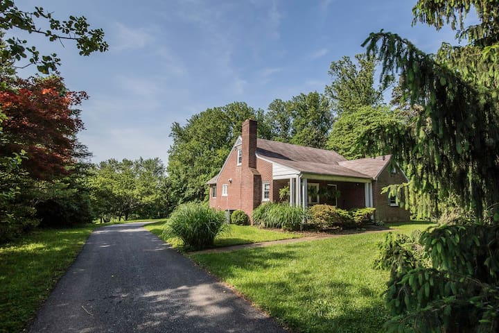 Private Home: County Charm minutes from Baltimore - Lutherville-Timonium - Maison