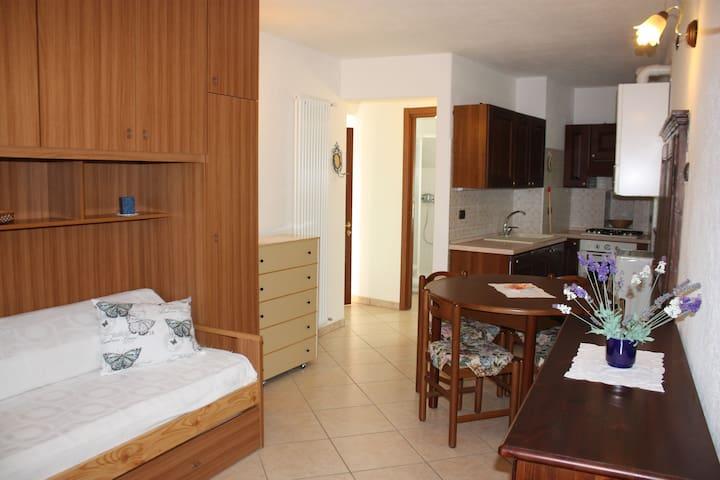 PICCOLO MONOLOCALE IN VILLETTA - Saint-Vincent - Lägenhet