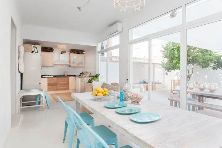 Designer Mediterranean apartment - Palma de Mallorca - Departamento