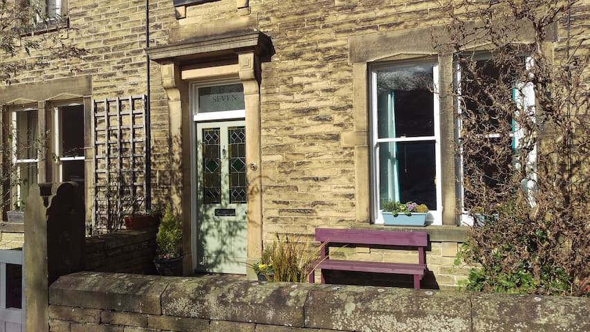 Comfortable double room in Victorian terrace - Skipton - Hus