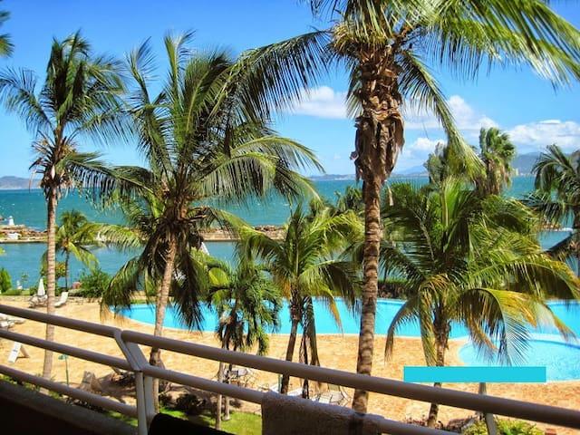 Acogedor Apto con playa en Lechería - Lecheria - Wohnung