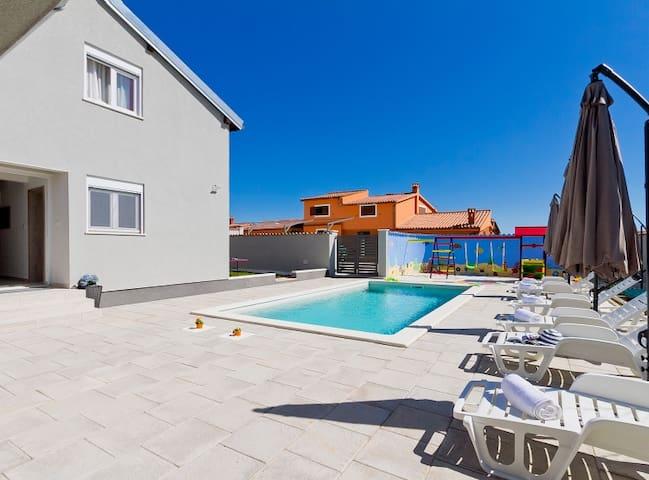 New family-friendly apartment David, Istria - Loborika - Appartement