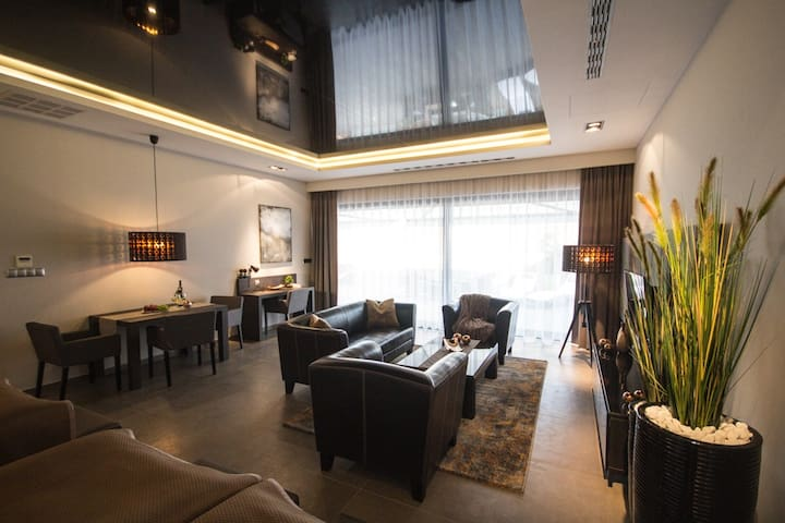 SportHotel & SPA Apartament Exlusive - Gliwice - Leilighet