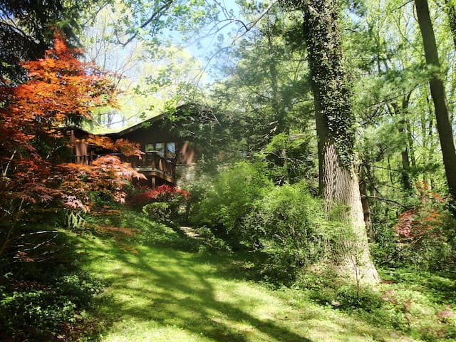 NATURE LOVERS DREAM CHALET-- TOWSON - Towson